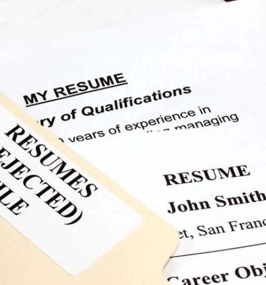 Rejected Resumes